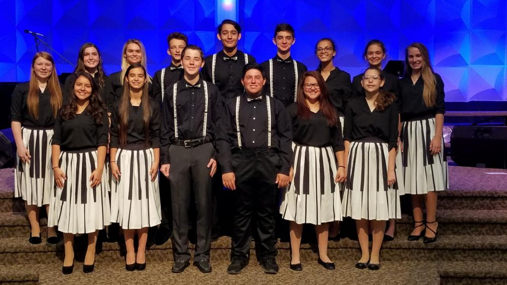 Ensemble for 2018 Regional Student Convention